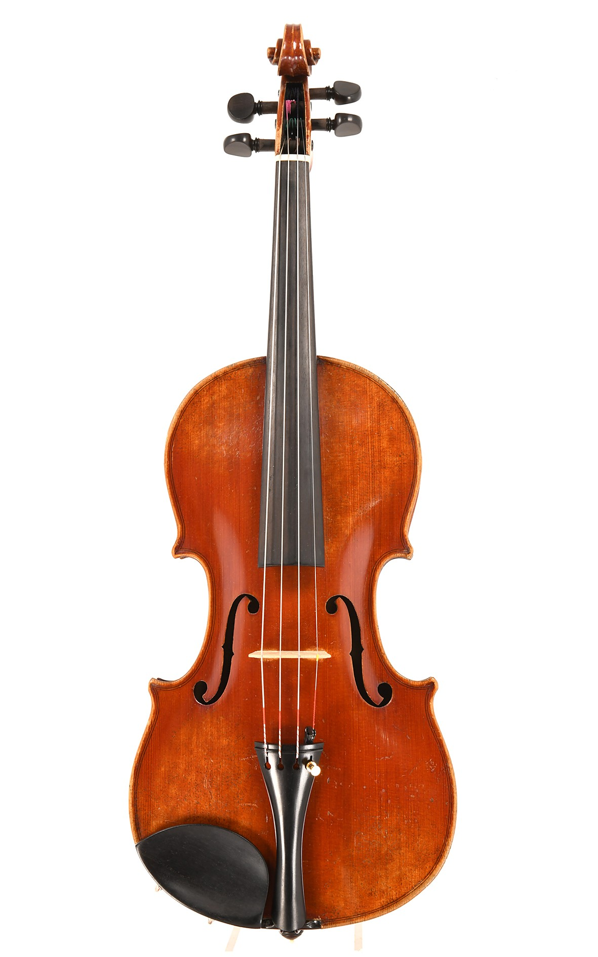 Antique German violin from Saxony after Jacobus Stainer, circa 1920