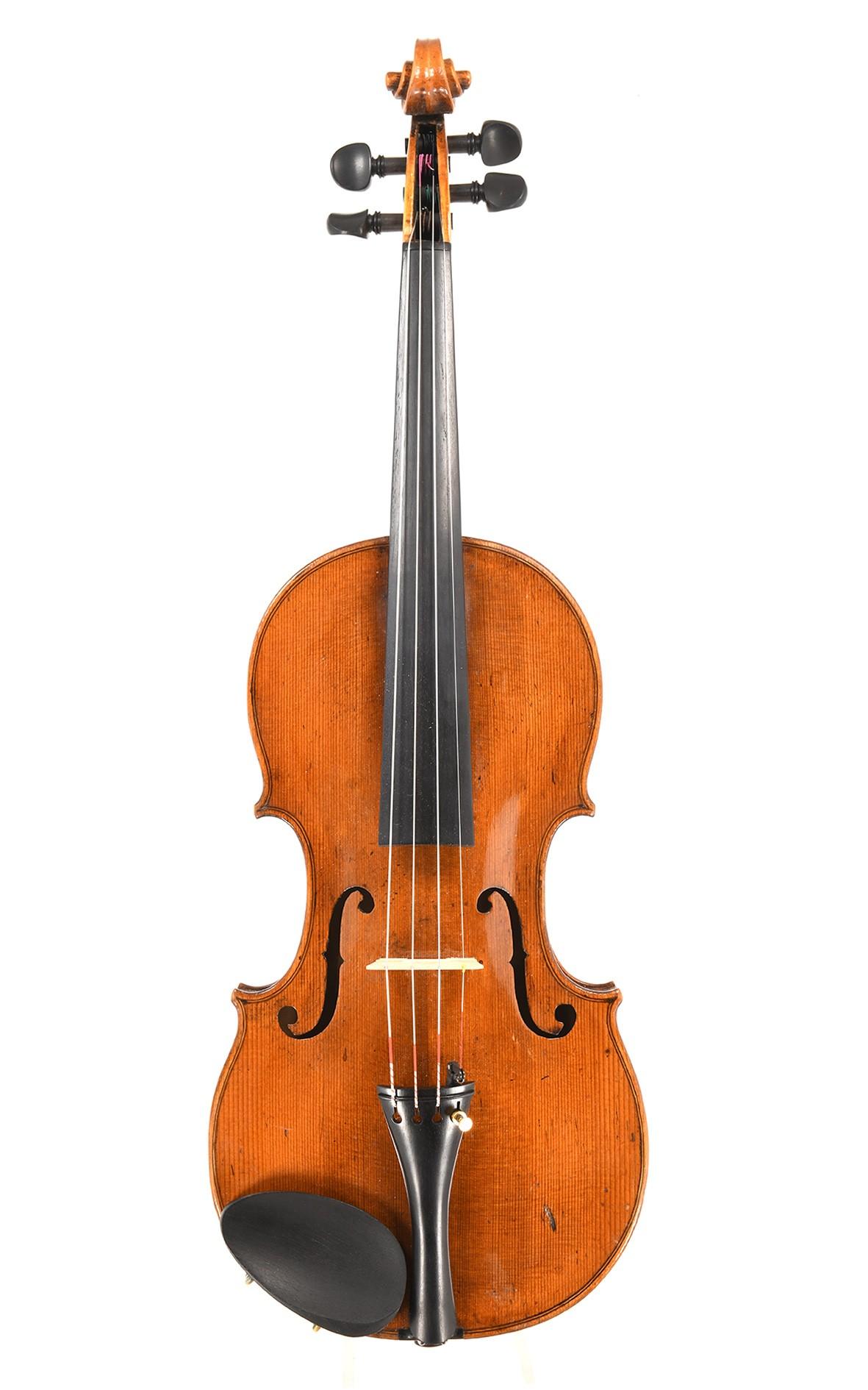 Vogtländische Meistergeige um 1800