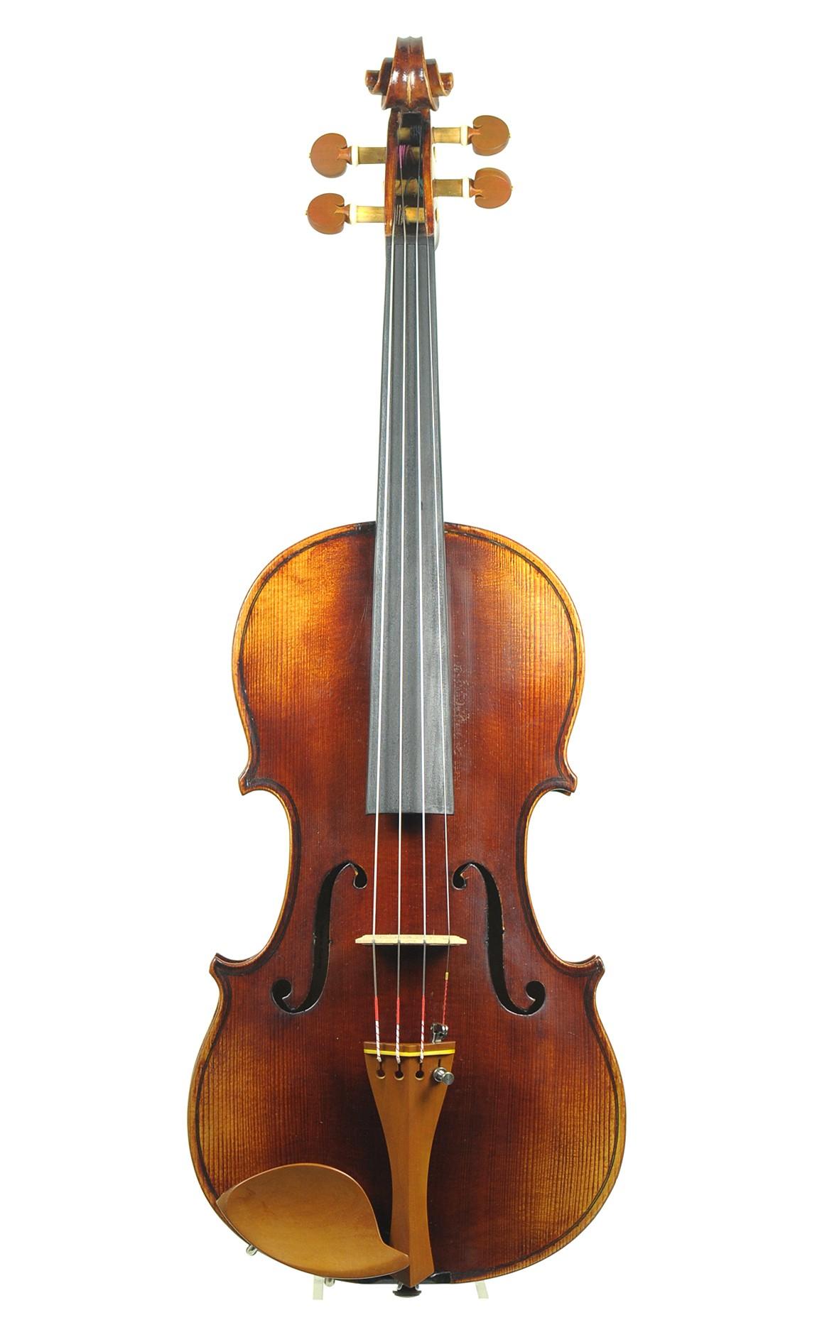 Geige von Karl Höfner, um 1960 - Decke