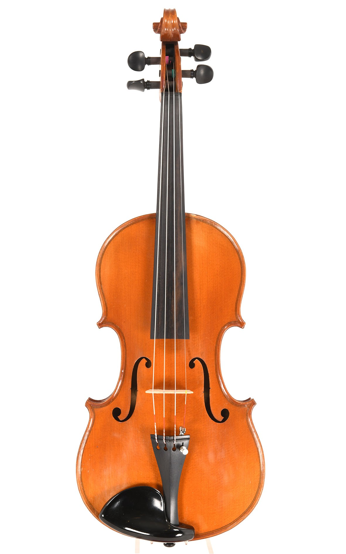 Violon français de Laberte, Mirecourt - modèle Stradivari construit vers 1910