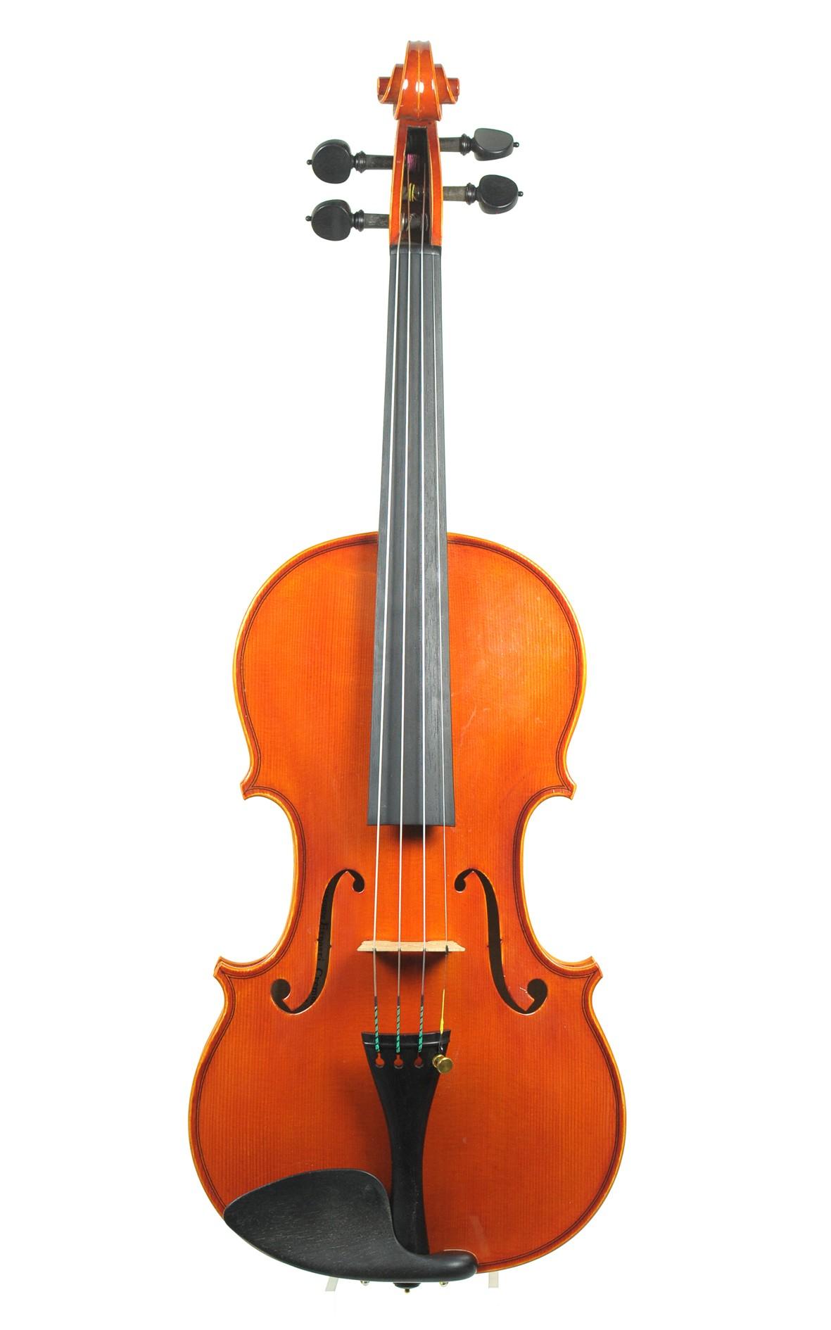 Cremonese master violin, Piergiuseppe Esposti, 1998 - top