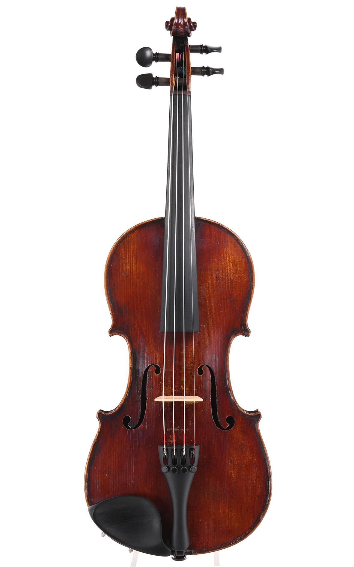Neuner & Hornsteiner, feine 1/2 Geige gebaut um 1880
