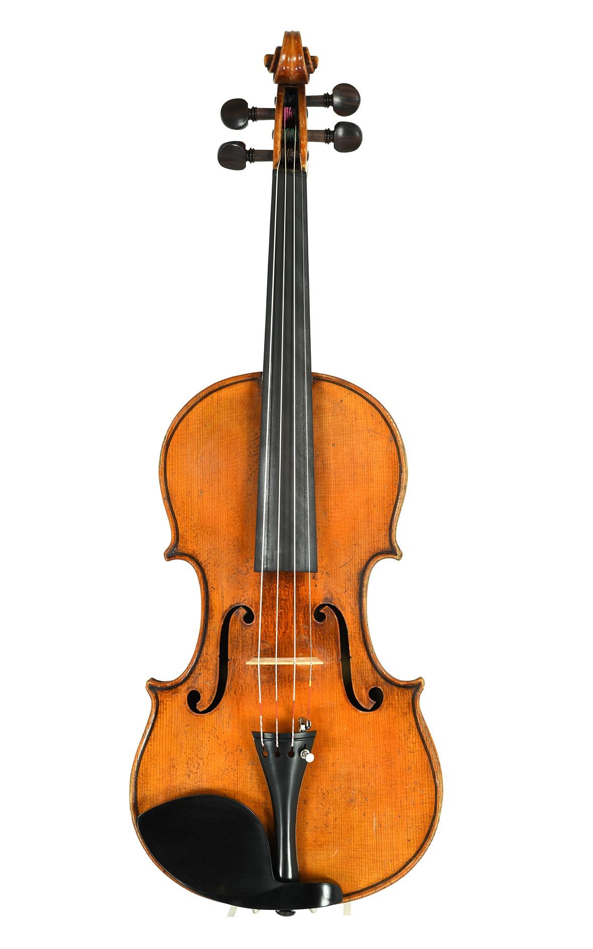 Antique violin, Markneukirchen