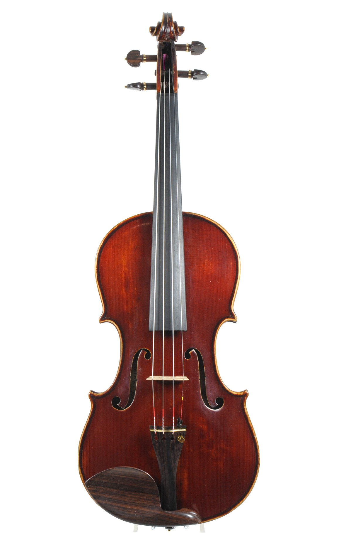 Markneukirchen violin, Carl Gottlob Schuster