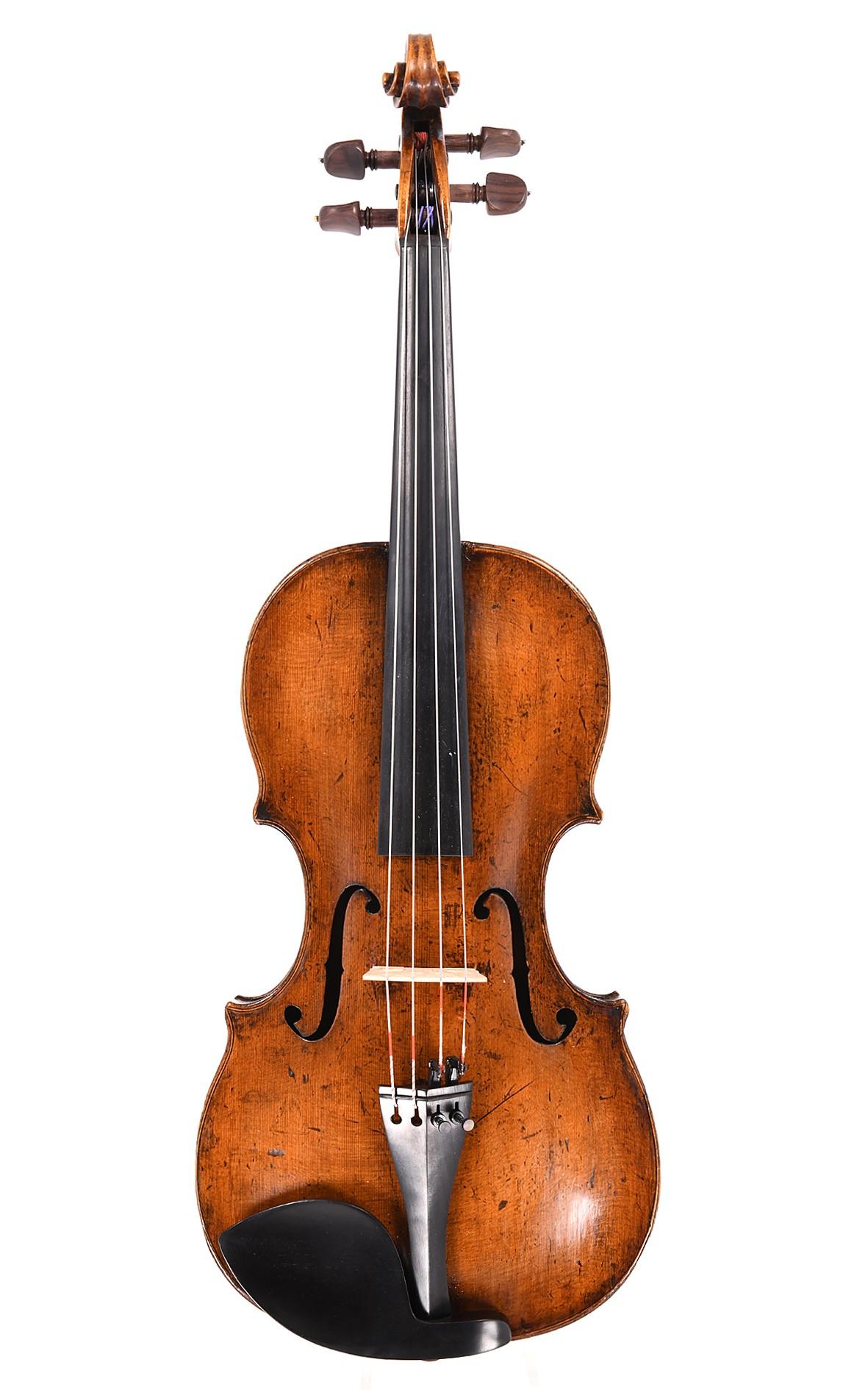 Johann Christian Voigt II viola