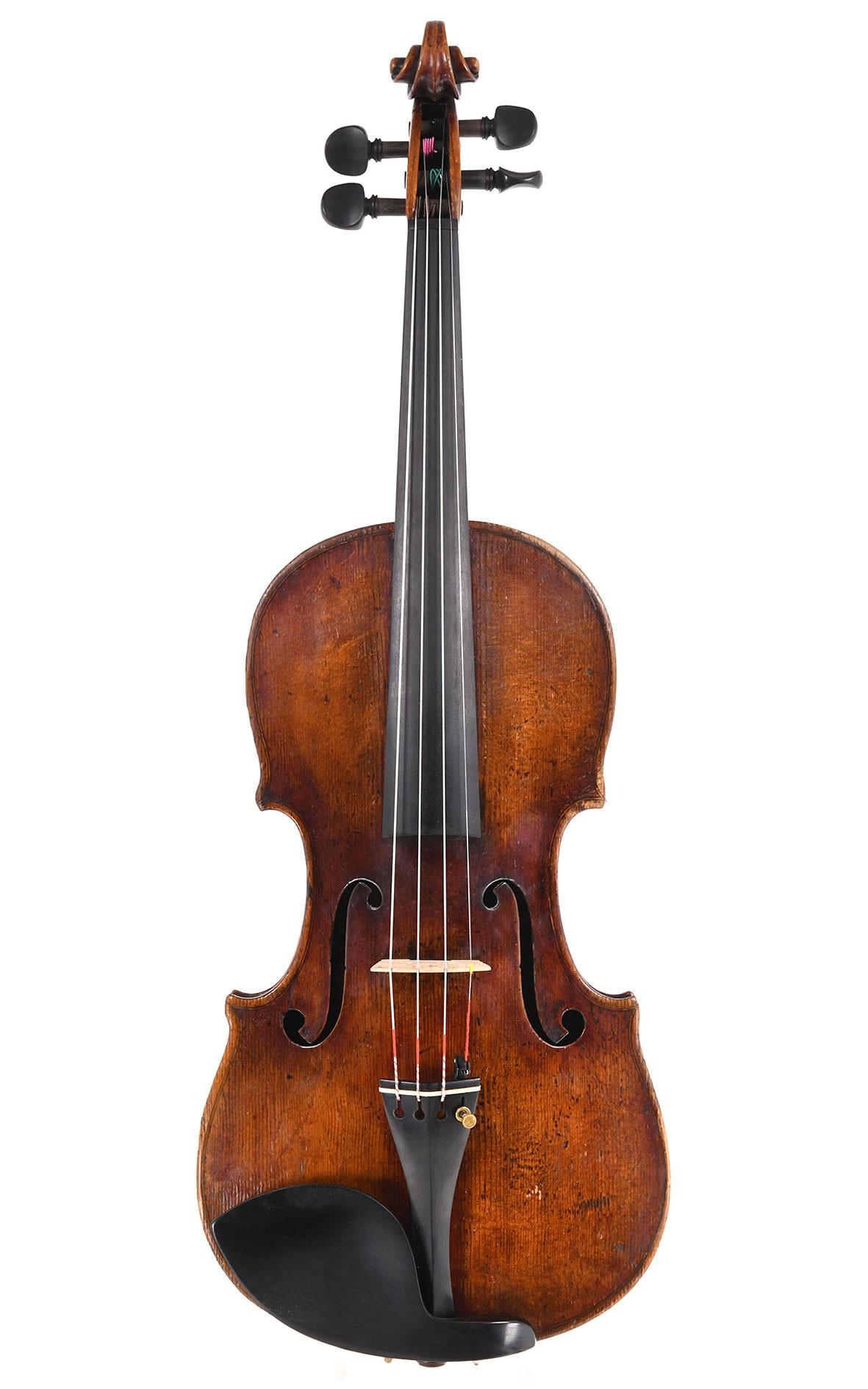 Fine German Stradivarius violin