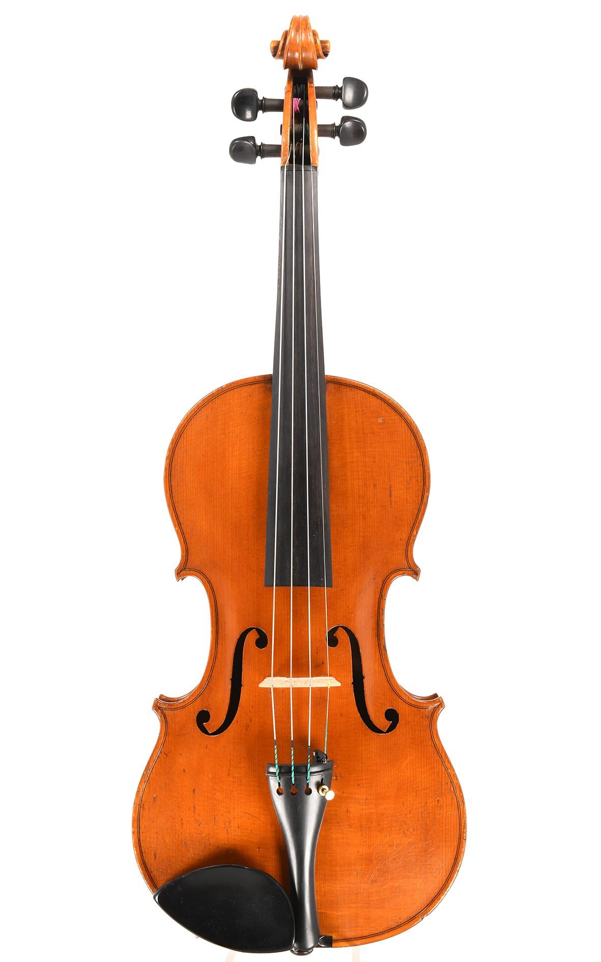 Feine Englische Geige Nr. 47 von Jeffery James Gilbert