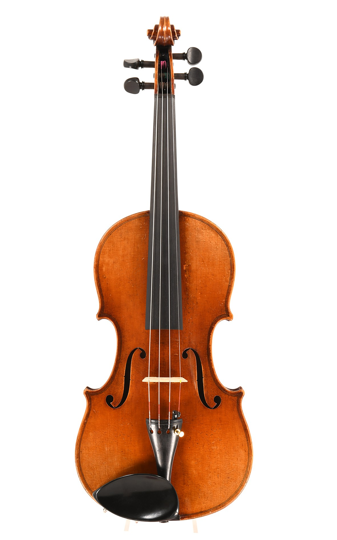 Markneukirchen violin, soloist violin - table