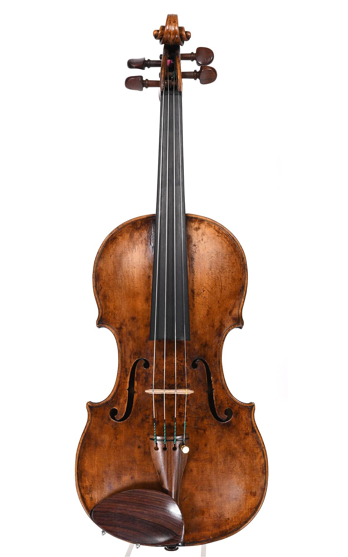 Professional violin from Mittenwald, circa 1770, Klotz school