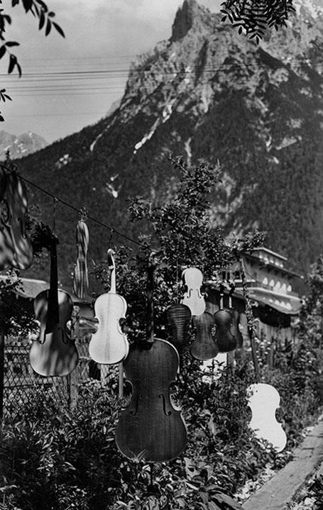 Violons de Mittenwald