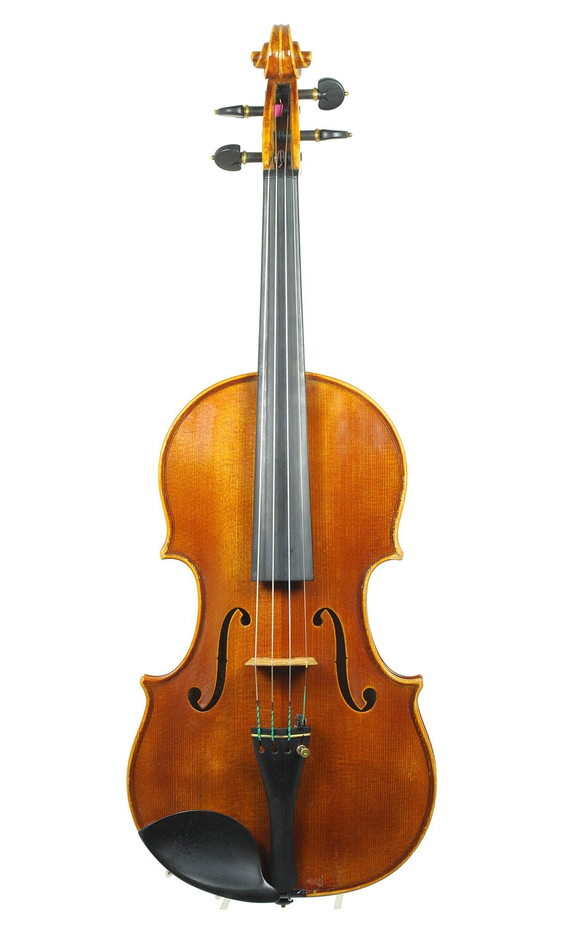 Contemporary Cremonese violin by Riccardo Bergonzi