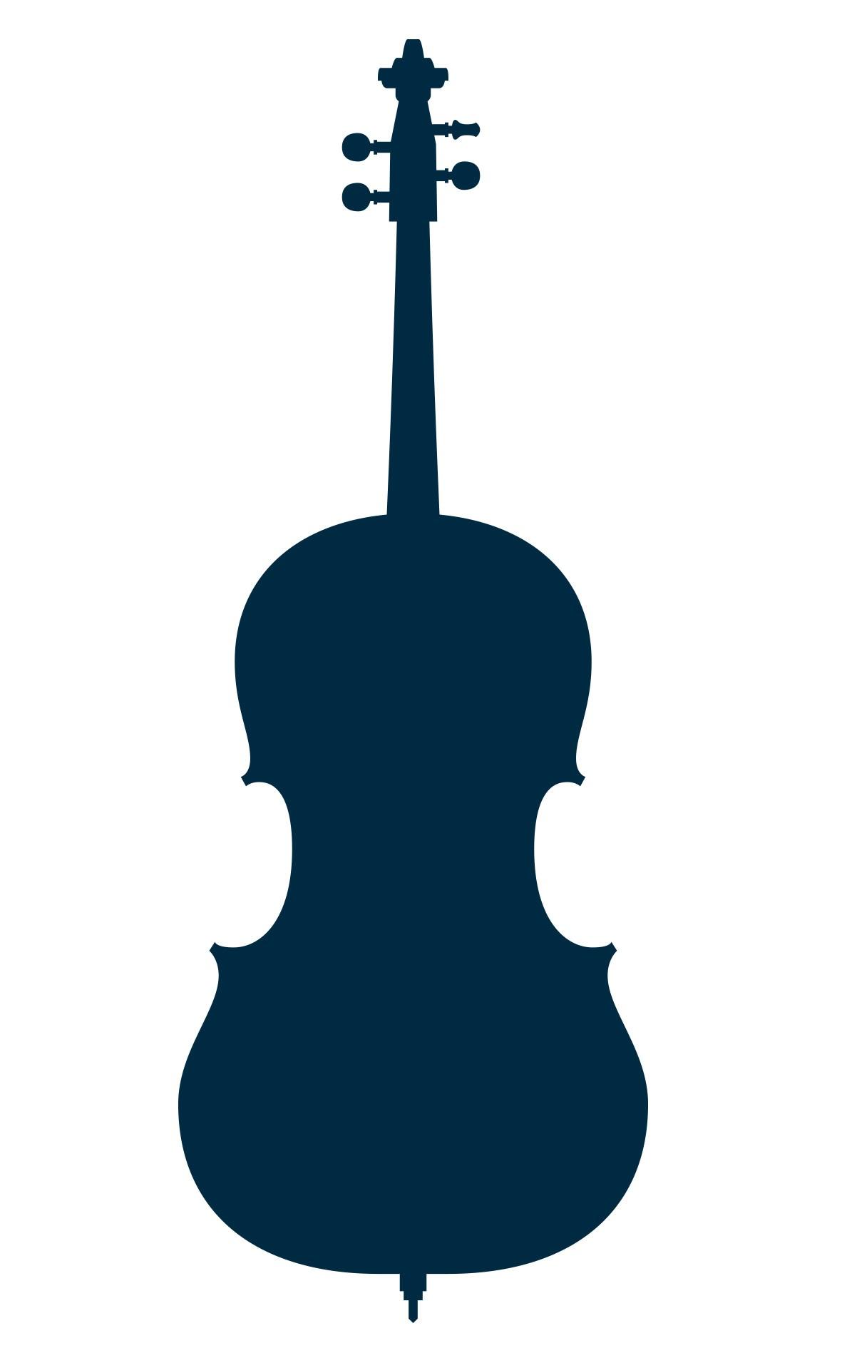 Deutsches 4/4 Cello