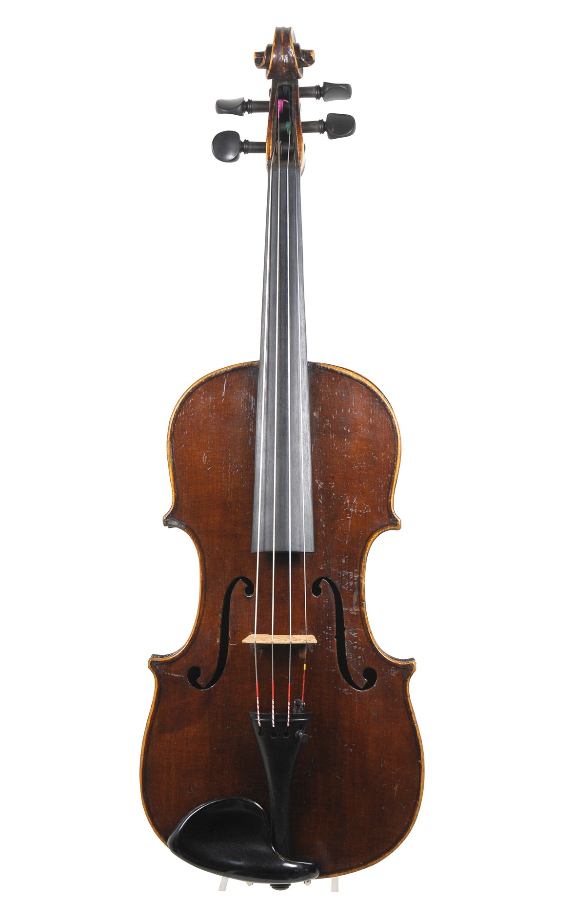 Antique Hopf violin from Klingenthal, Saxony, approx. 1880