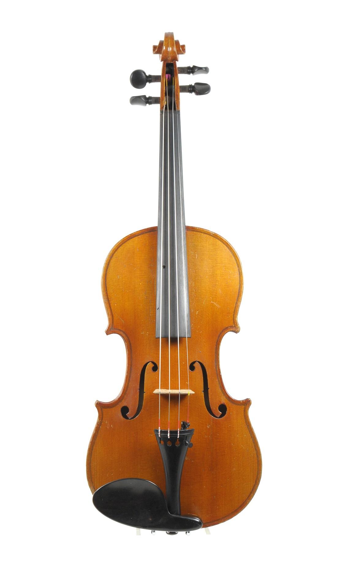 Strong sounding 3/4 violin, Mirecourt