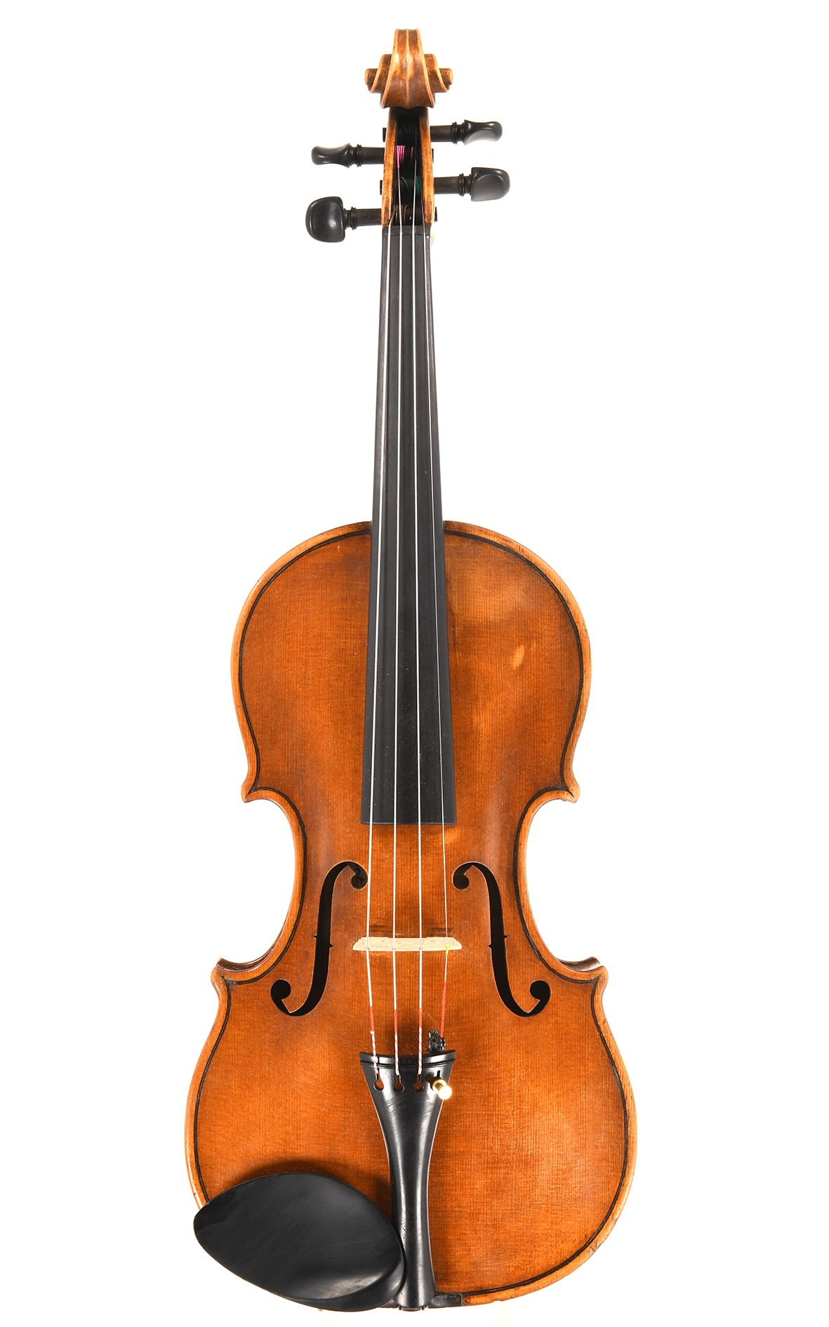Historically interestig violin by Ernst Grah, Solingen 1924