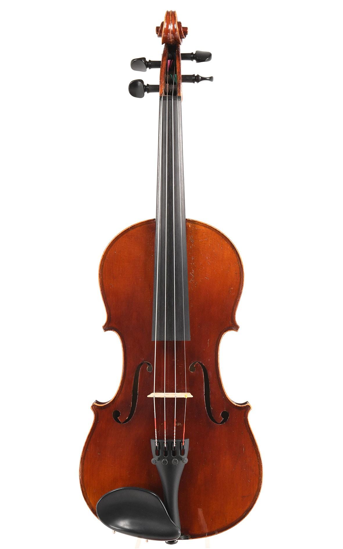 Neuner & Hornsteiner violin made in Mittenwald