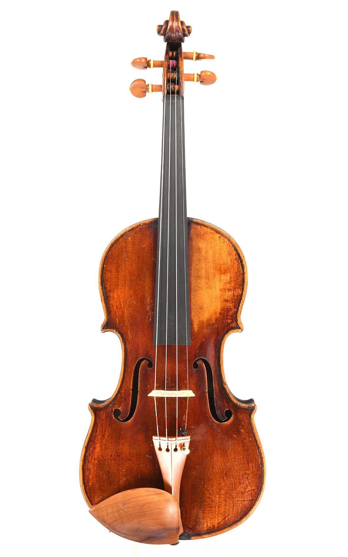 Gebrüder Wolff Kreuznach: hochwertige antike Geige