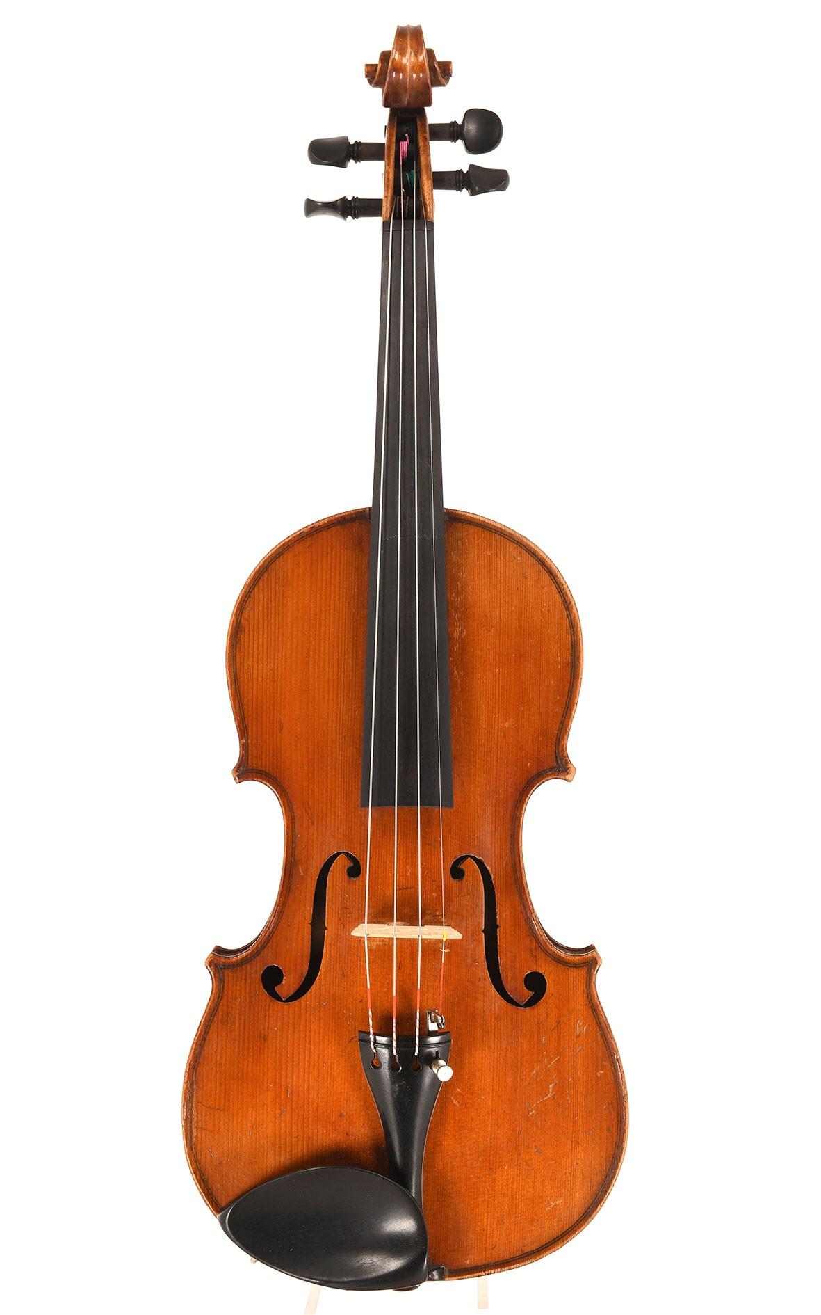 Antique French JTL violin