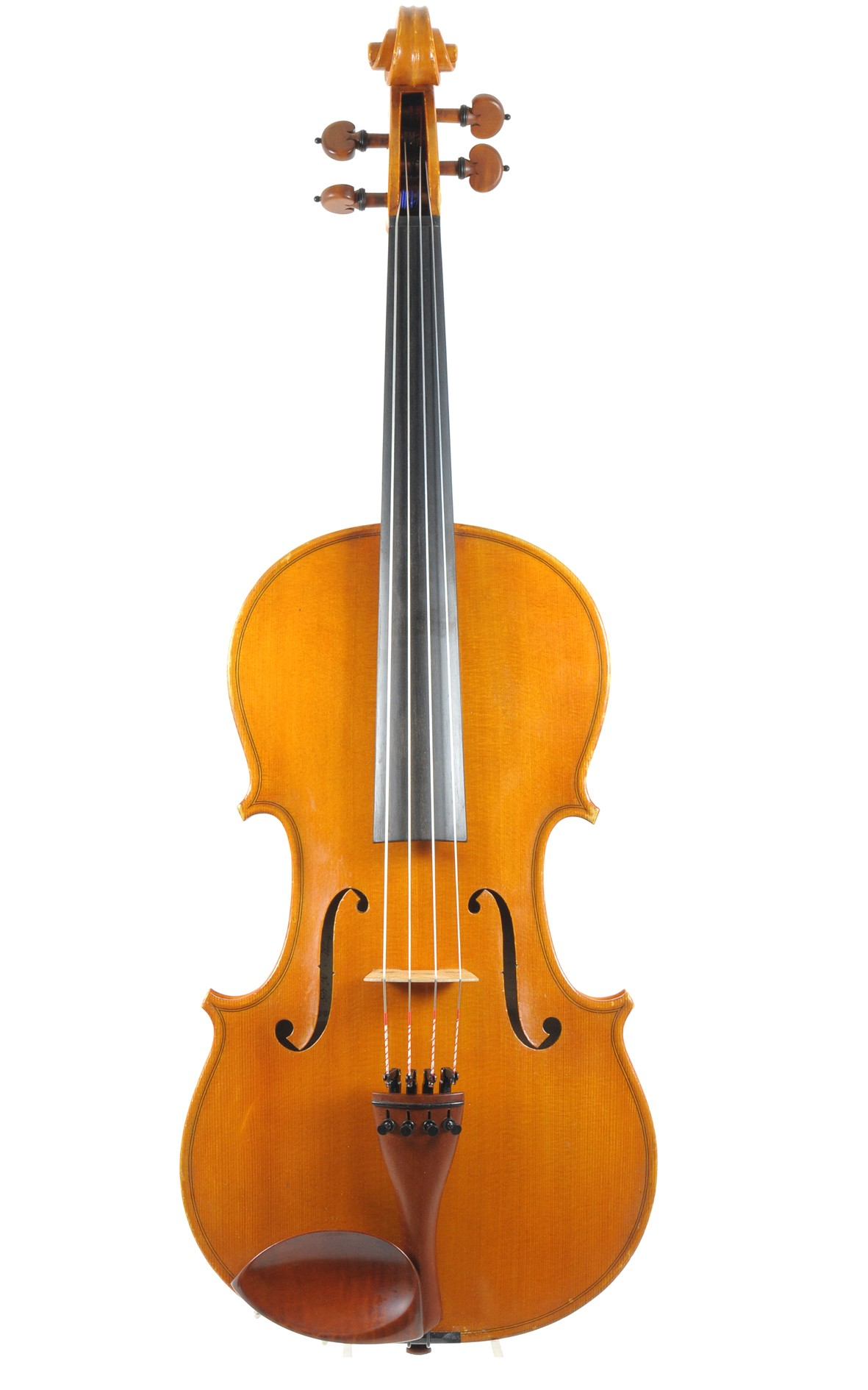 Jan Kudanowski, Italian viola, Cremona, Viola No. 45 - top