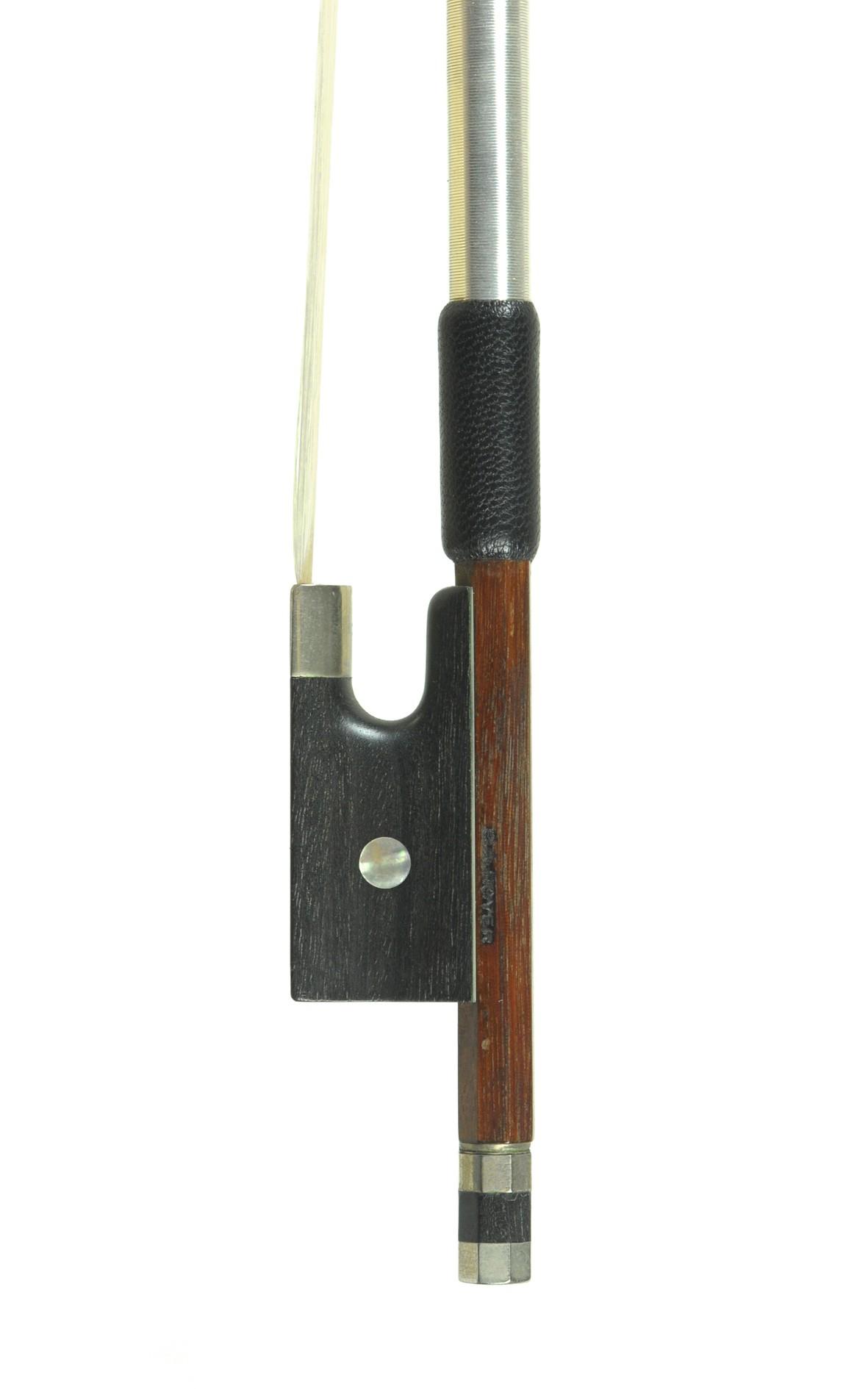 C. A. Hoyer violin bow