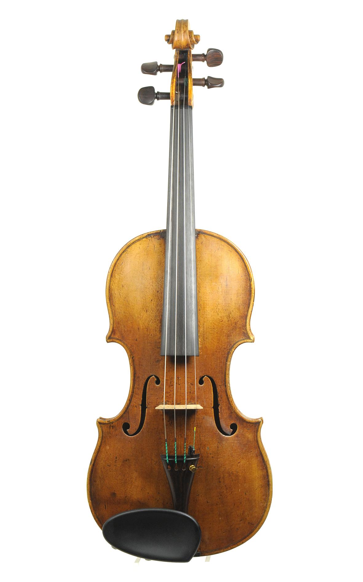 Fine Klotz violin from the Yehudi Menuhin collection