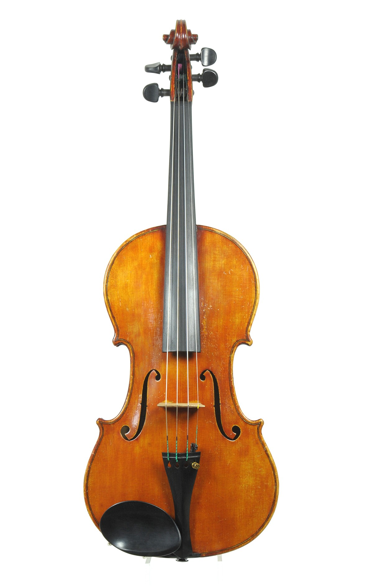 Francesco Cossu, Italian violin, 1979 - top
