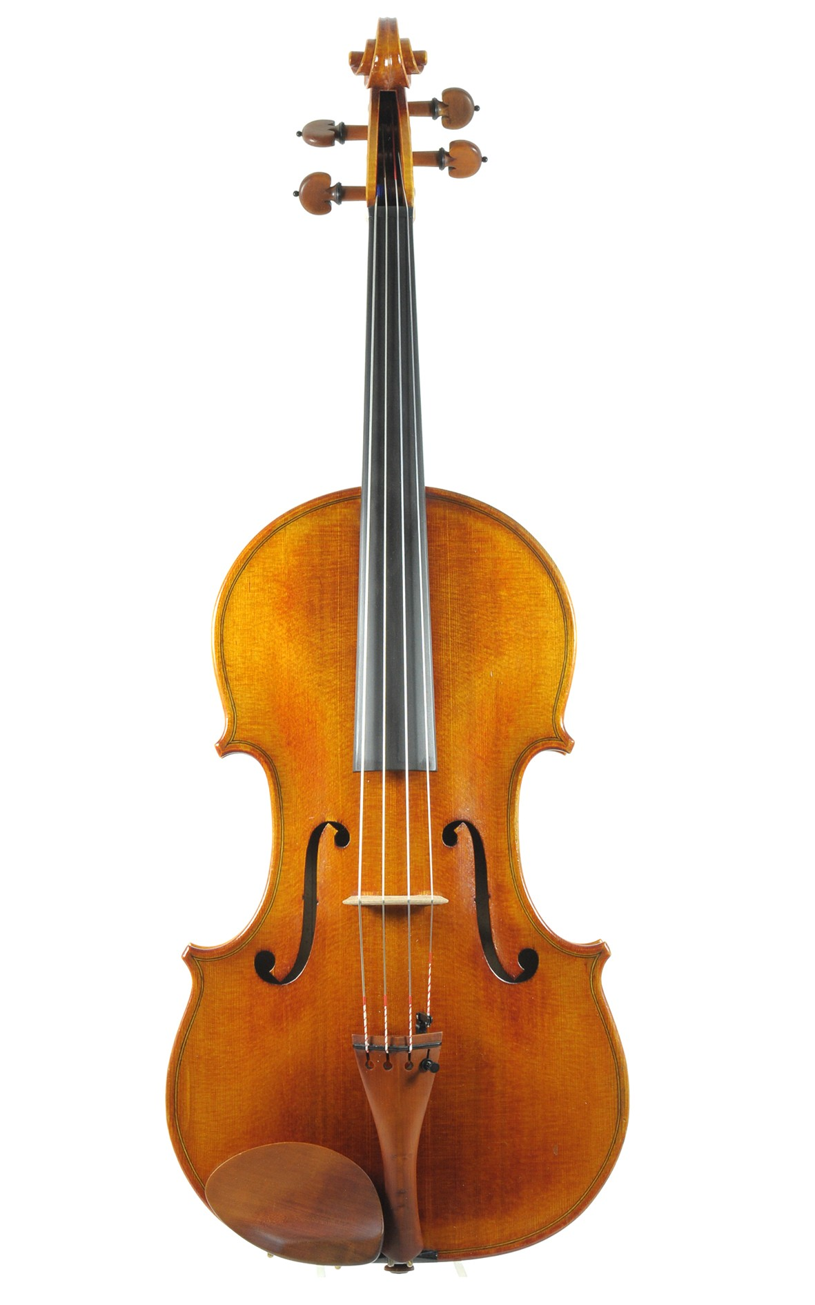 Master viola by Eric Voigt, Manchester 1963