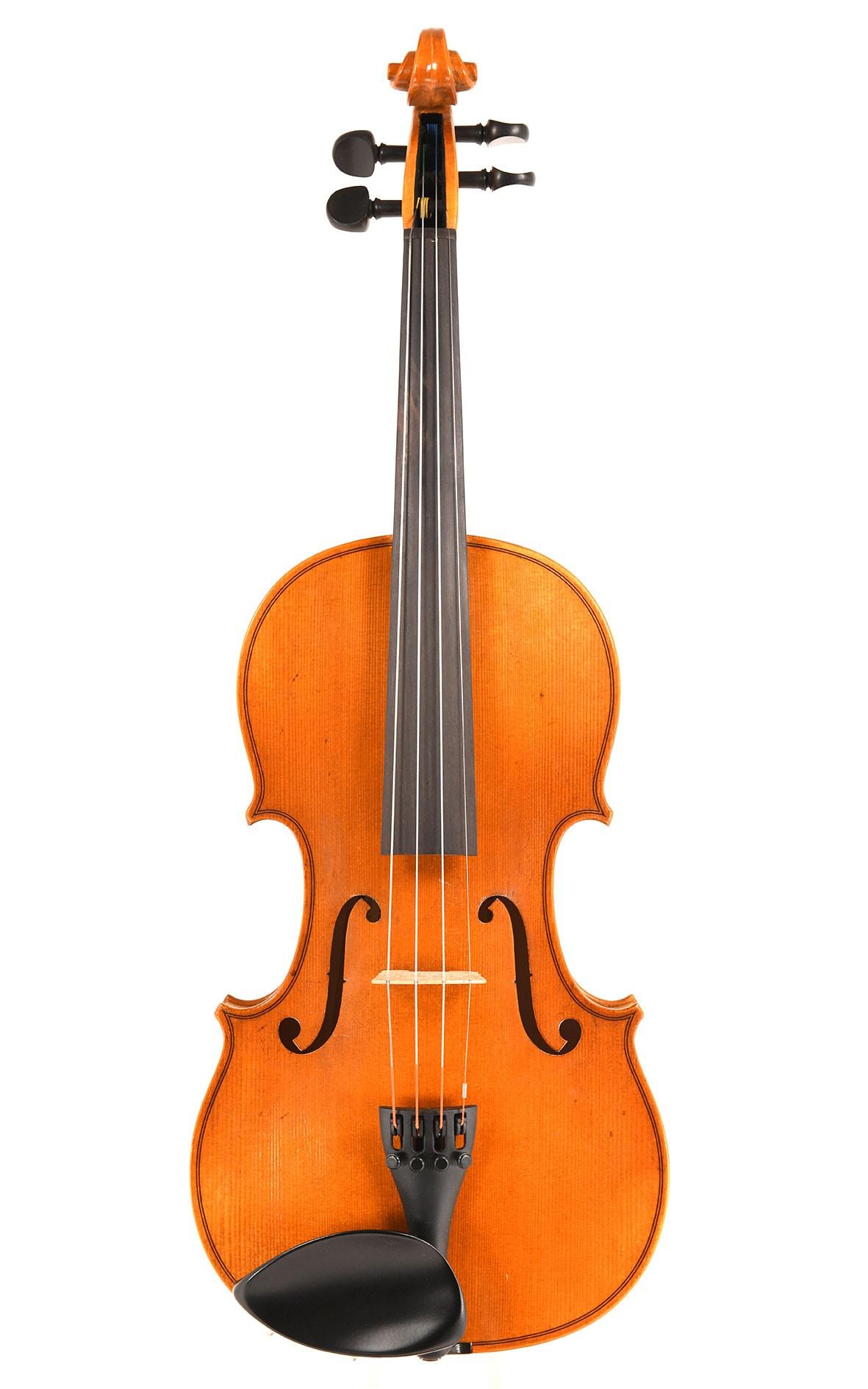 German violin by Roderich Paesold