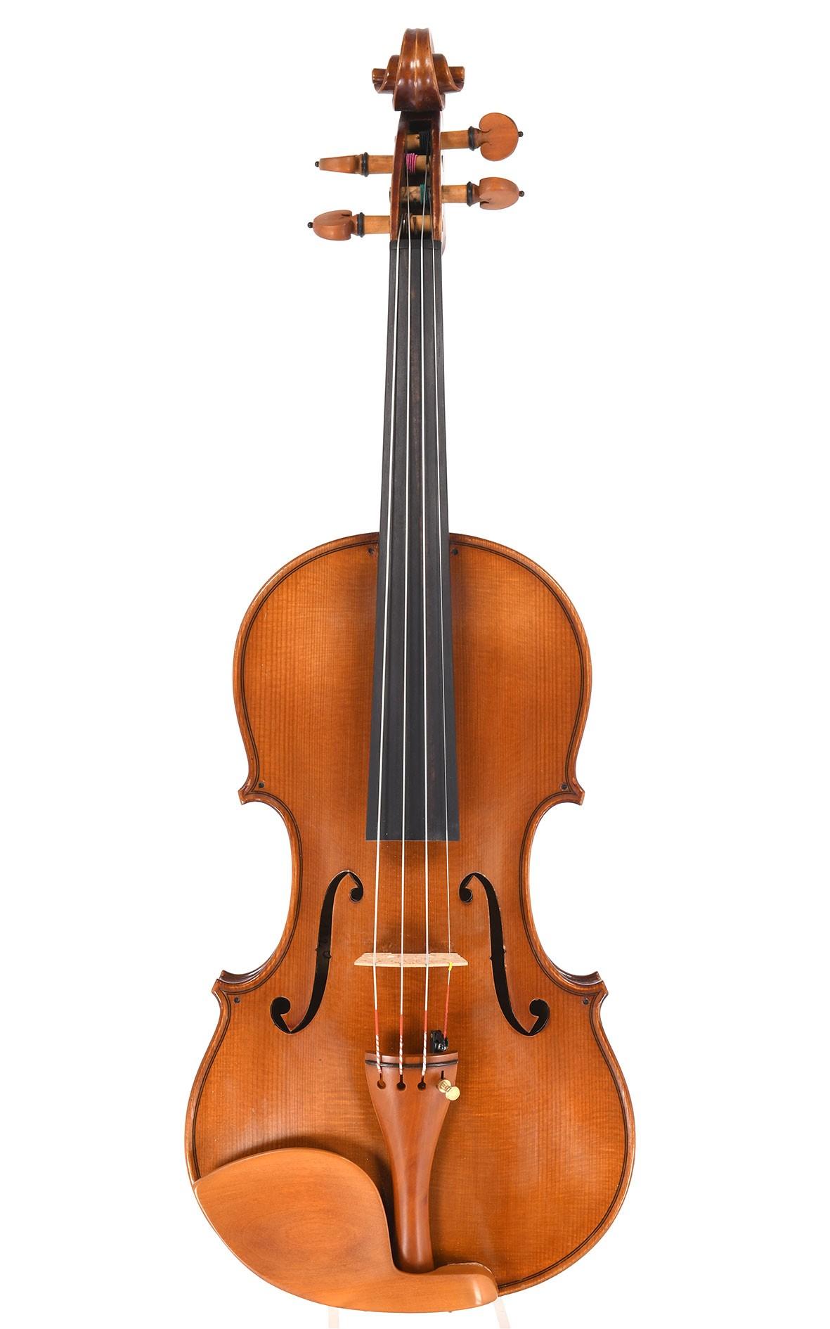 Rene Morizot violin