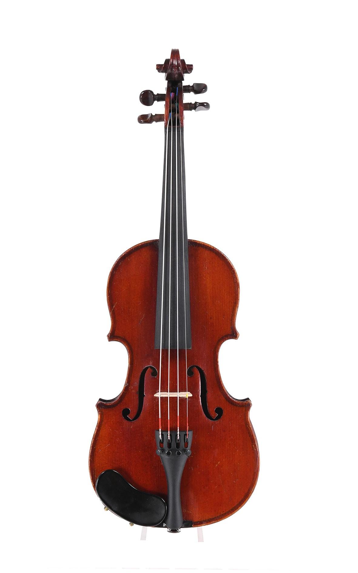 Französische 1/4 Geige um 1880