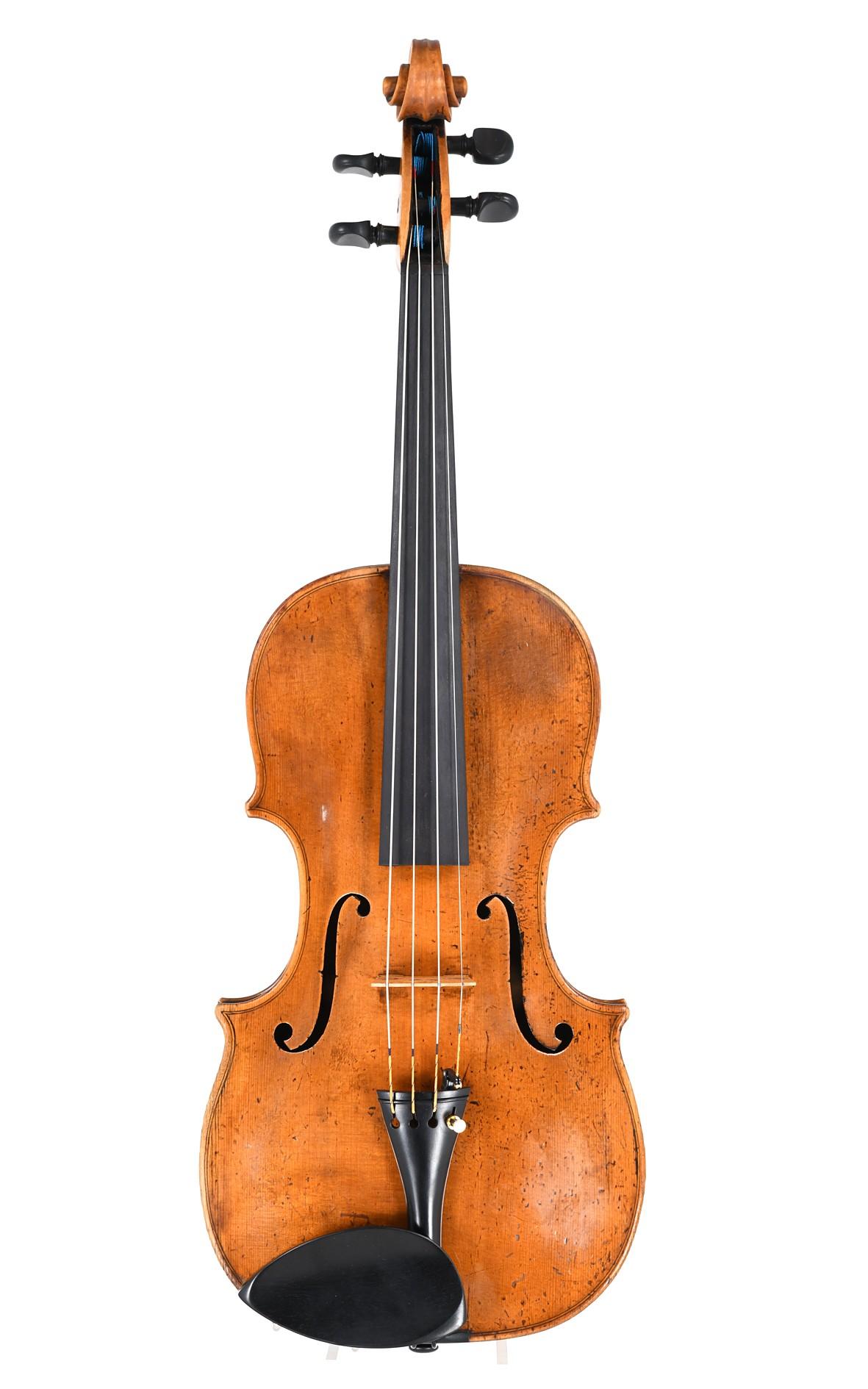 David Hopf Sr. violin