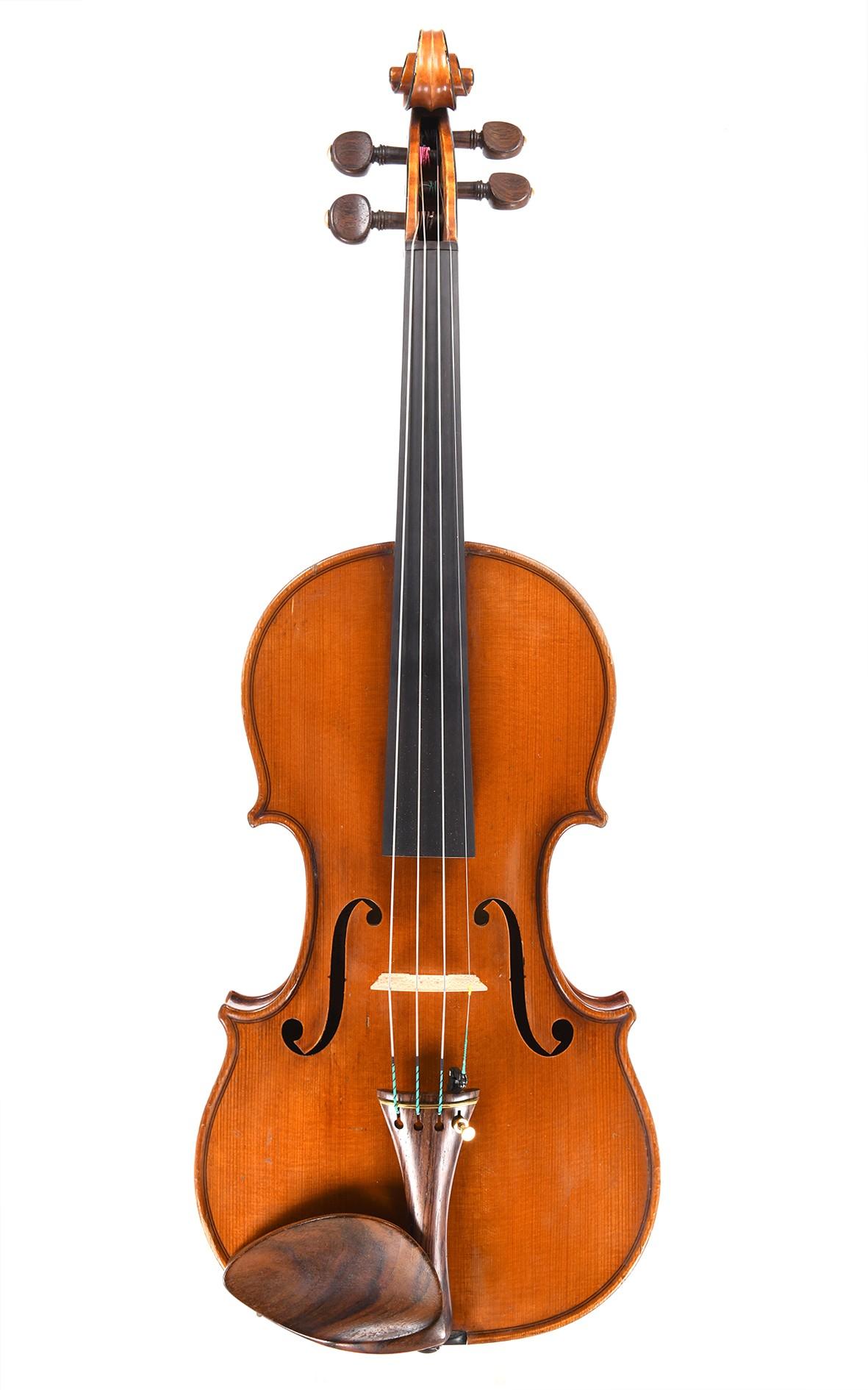 Leon Bernardel Mirecourt, feine Violine