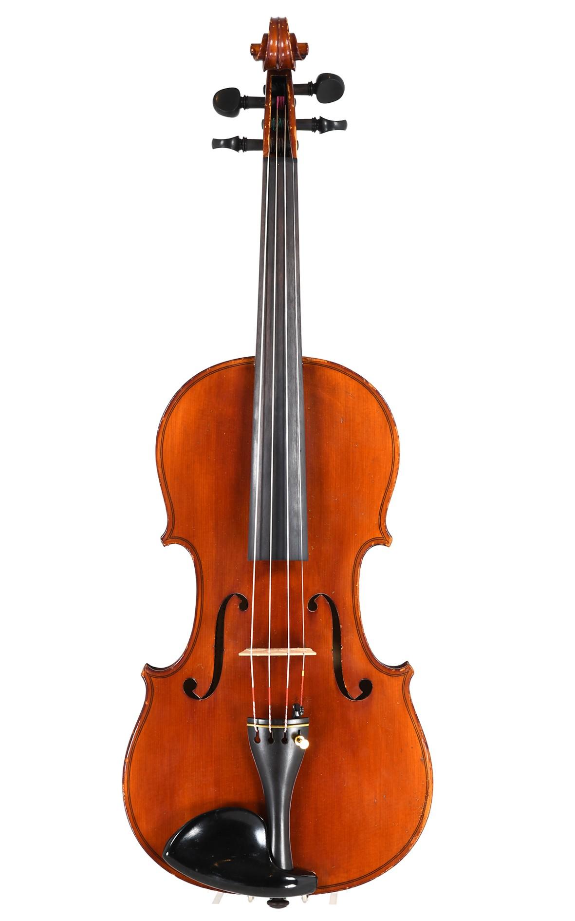 J. A. Baader violin