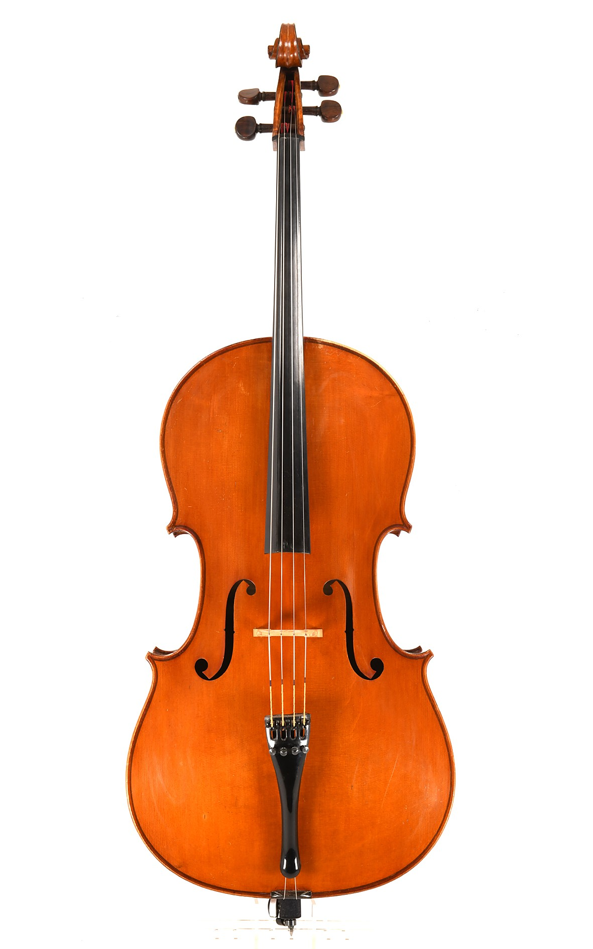 Fine cello by Collin-Mézin fils, Mirecourt