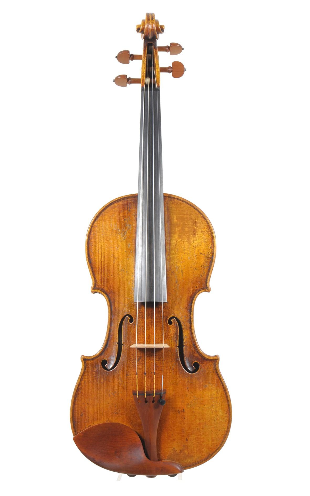 Violin by Christian Lijsen, Munich