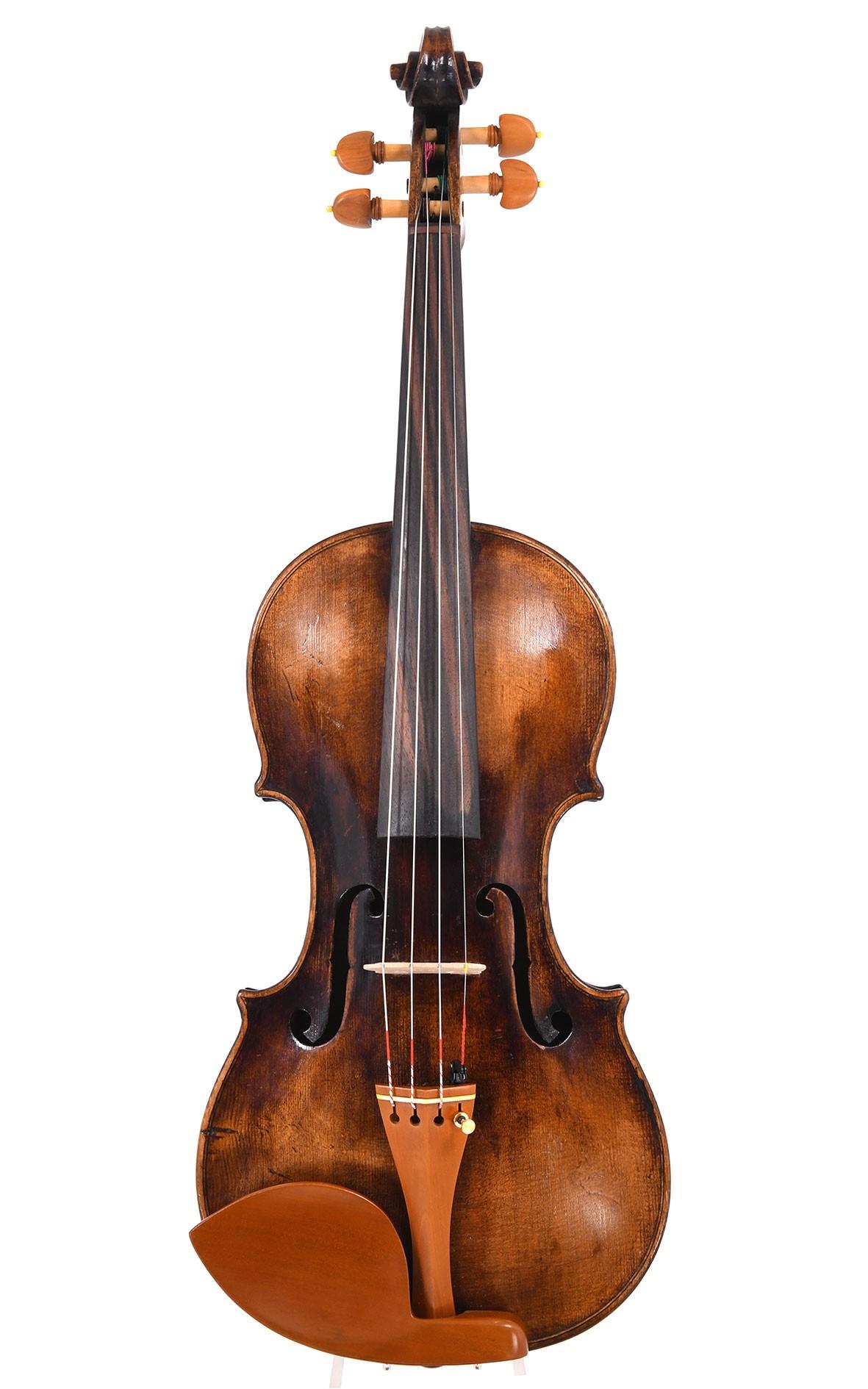Vieux violon de bohème