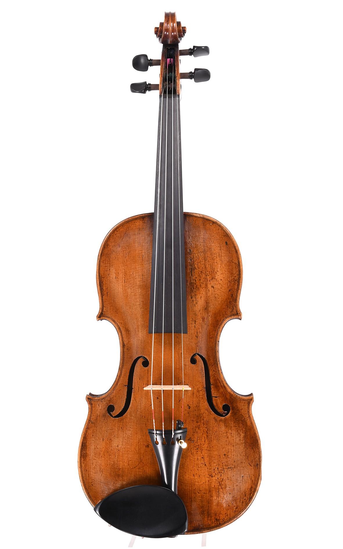 Hopf Geige, Klingenthal um 1800