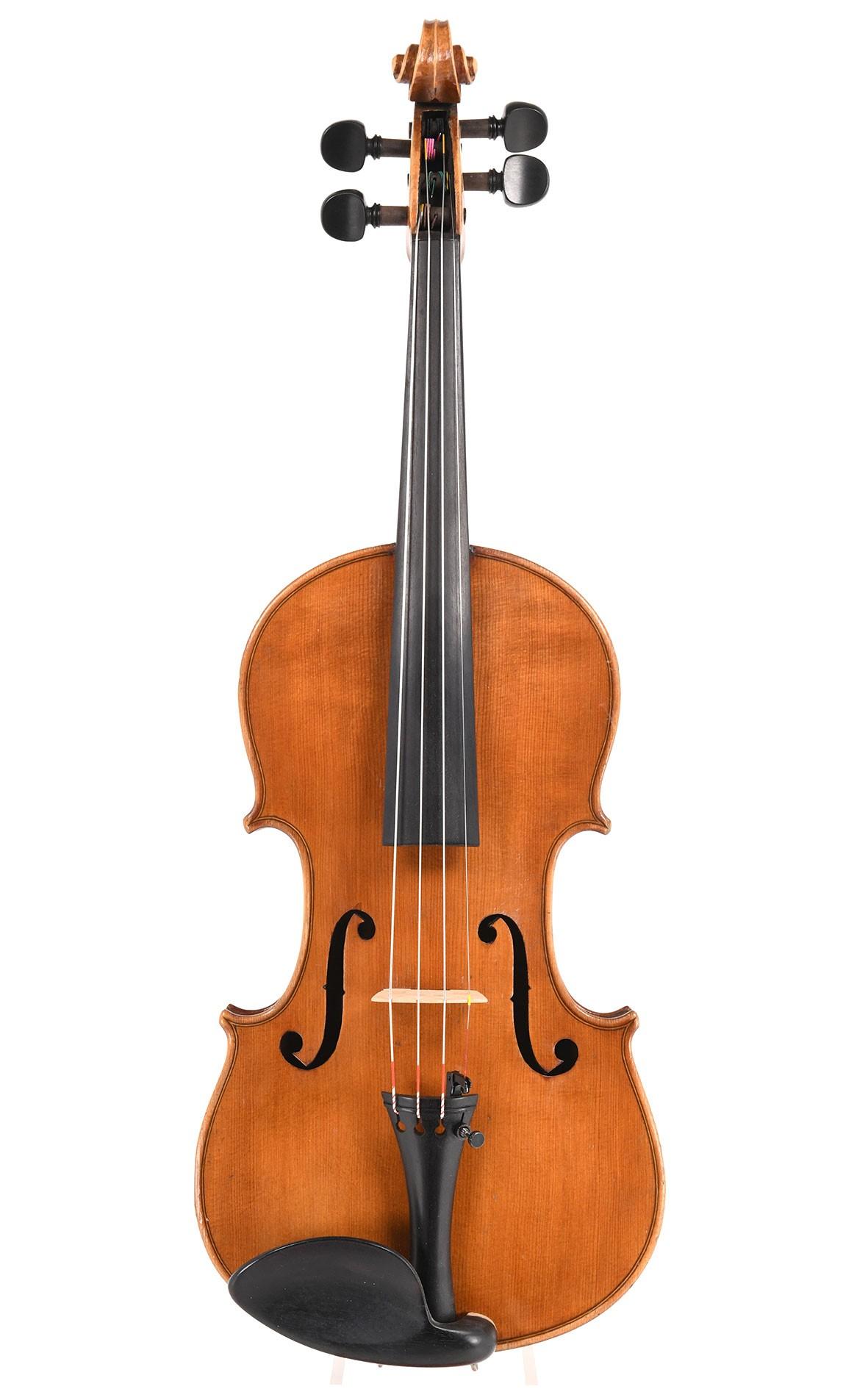 Old 3/4 violin from Markneukirchen