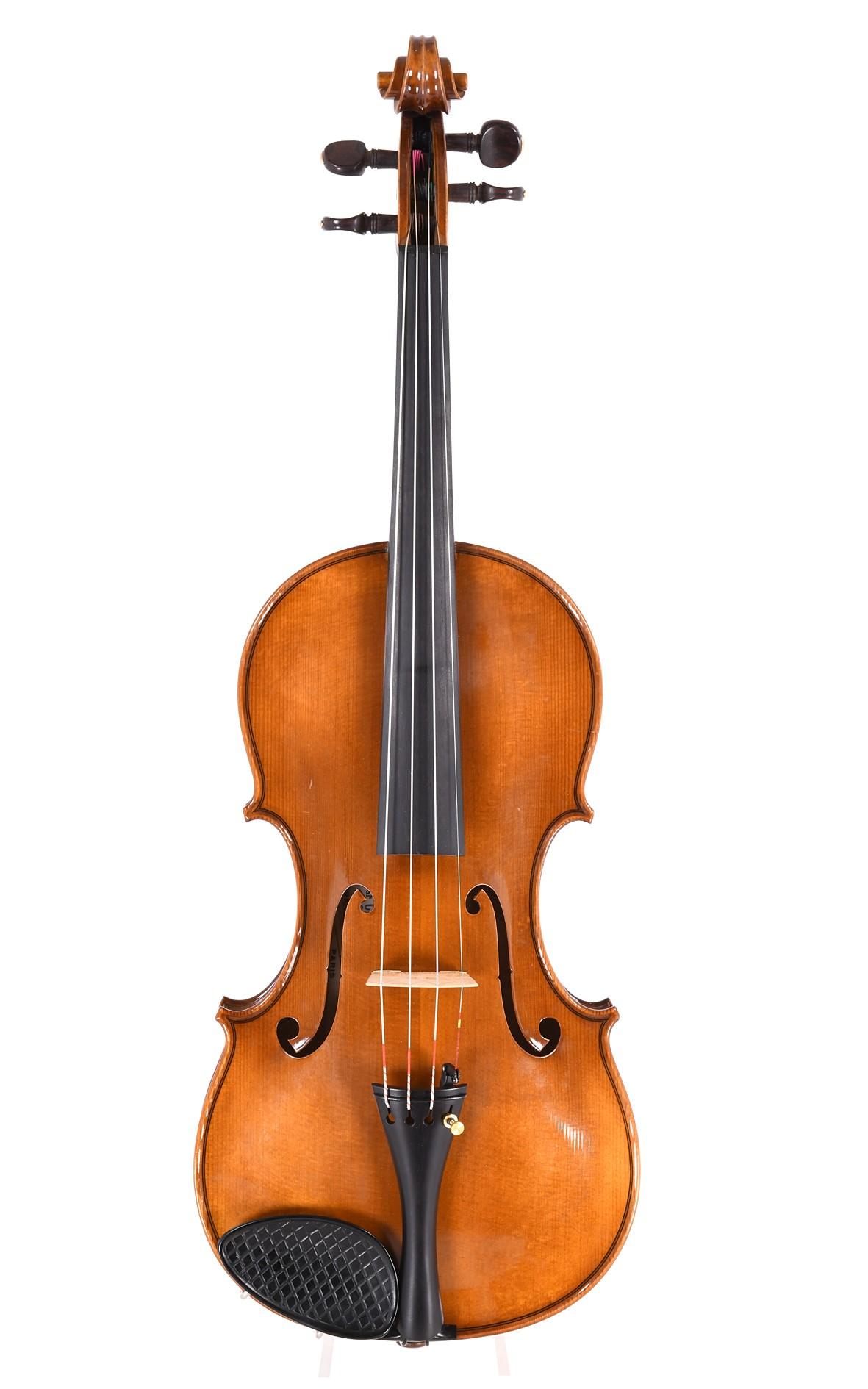 Ch.J.B. Collin-Mézin violin table