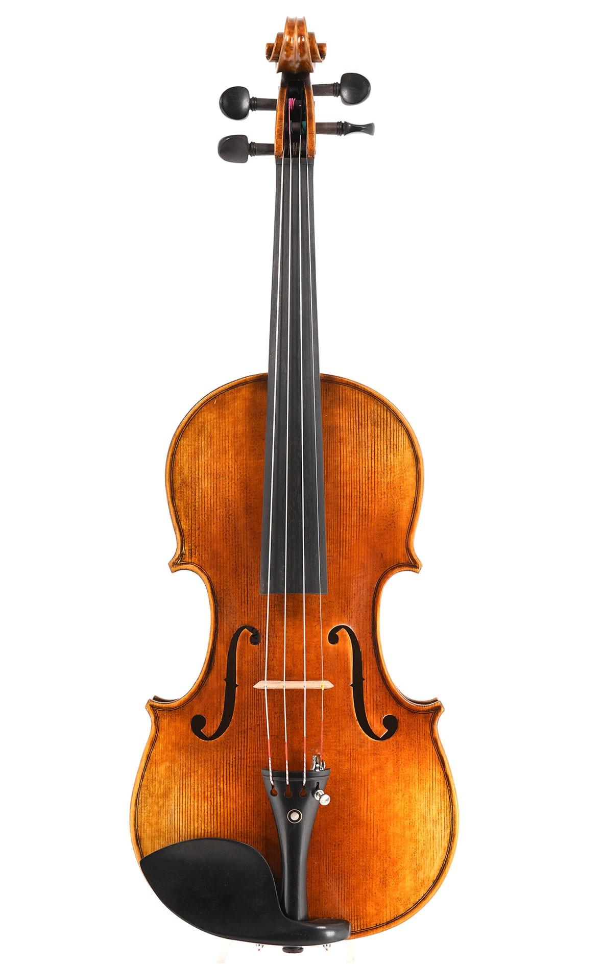 CV Selectio violin opus 8