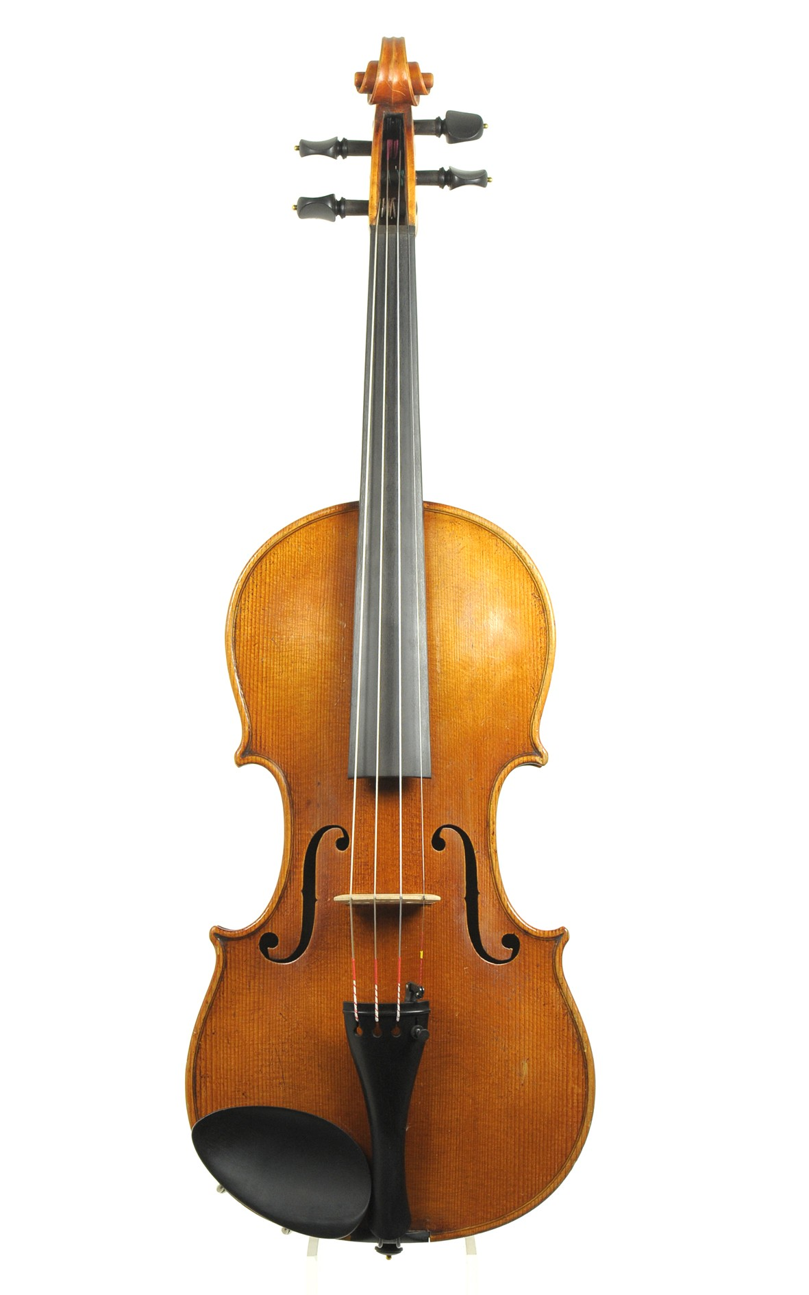 German violin after Stainer, approx. 1900 - top view