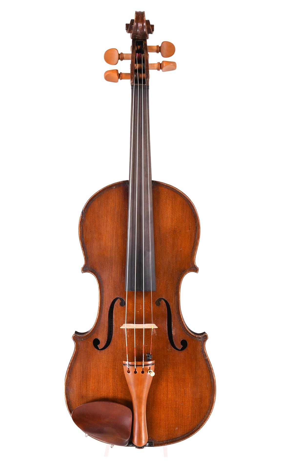 Antike J.T.L. Violine um 1880