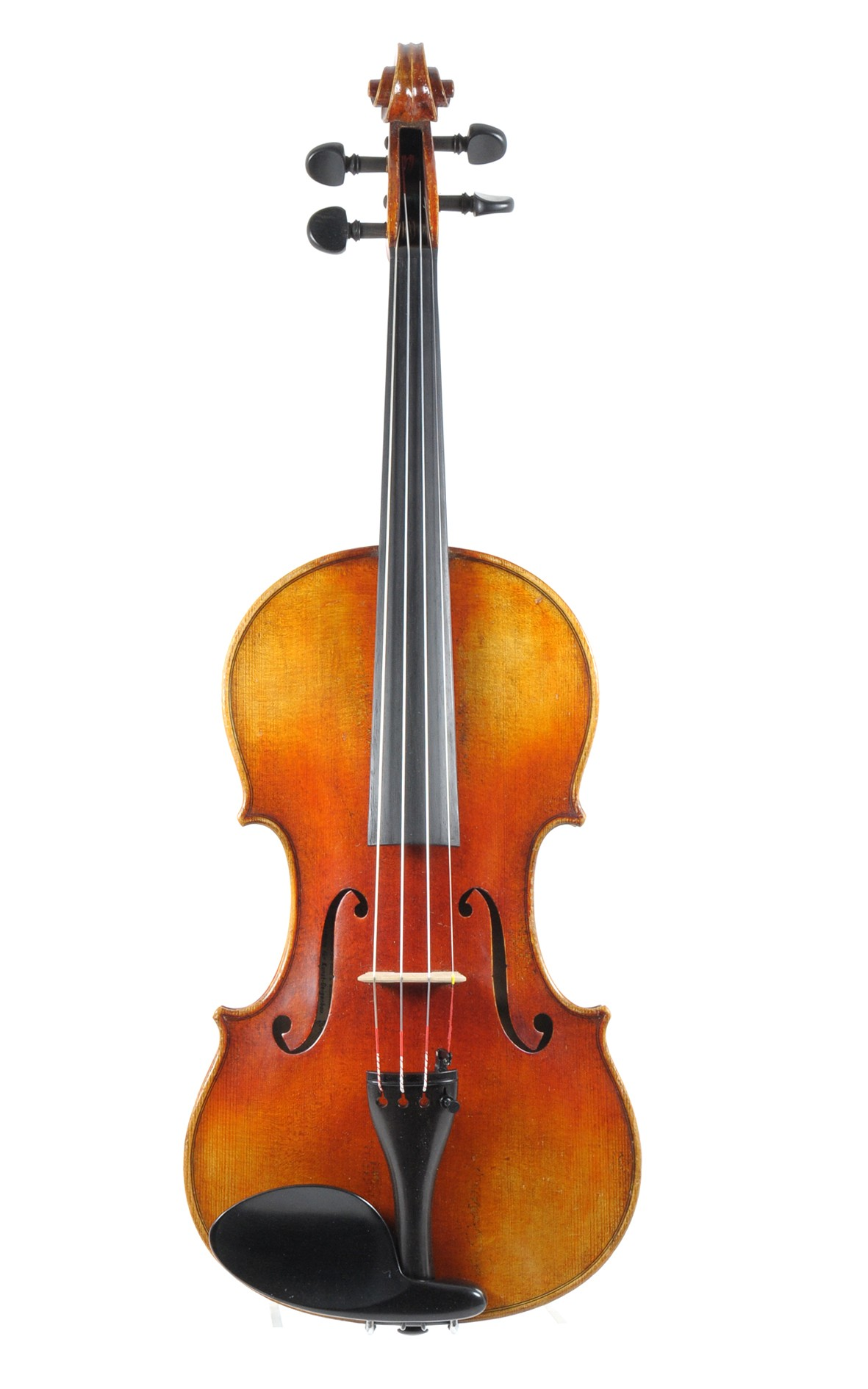Violin after Guarneri, inventory of Eugen Gärtner