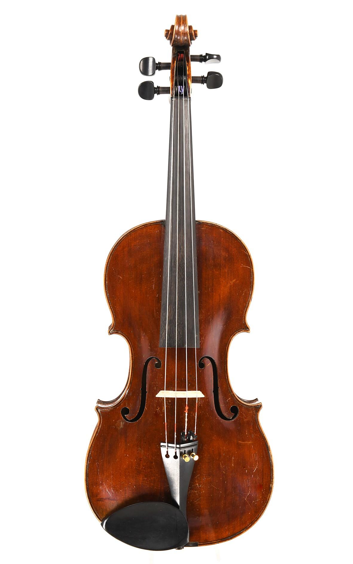 Fine, 18th century Markneukirchen viola