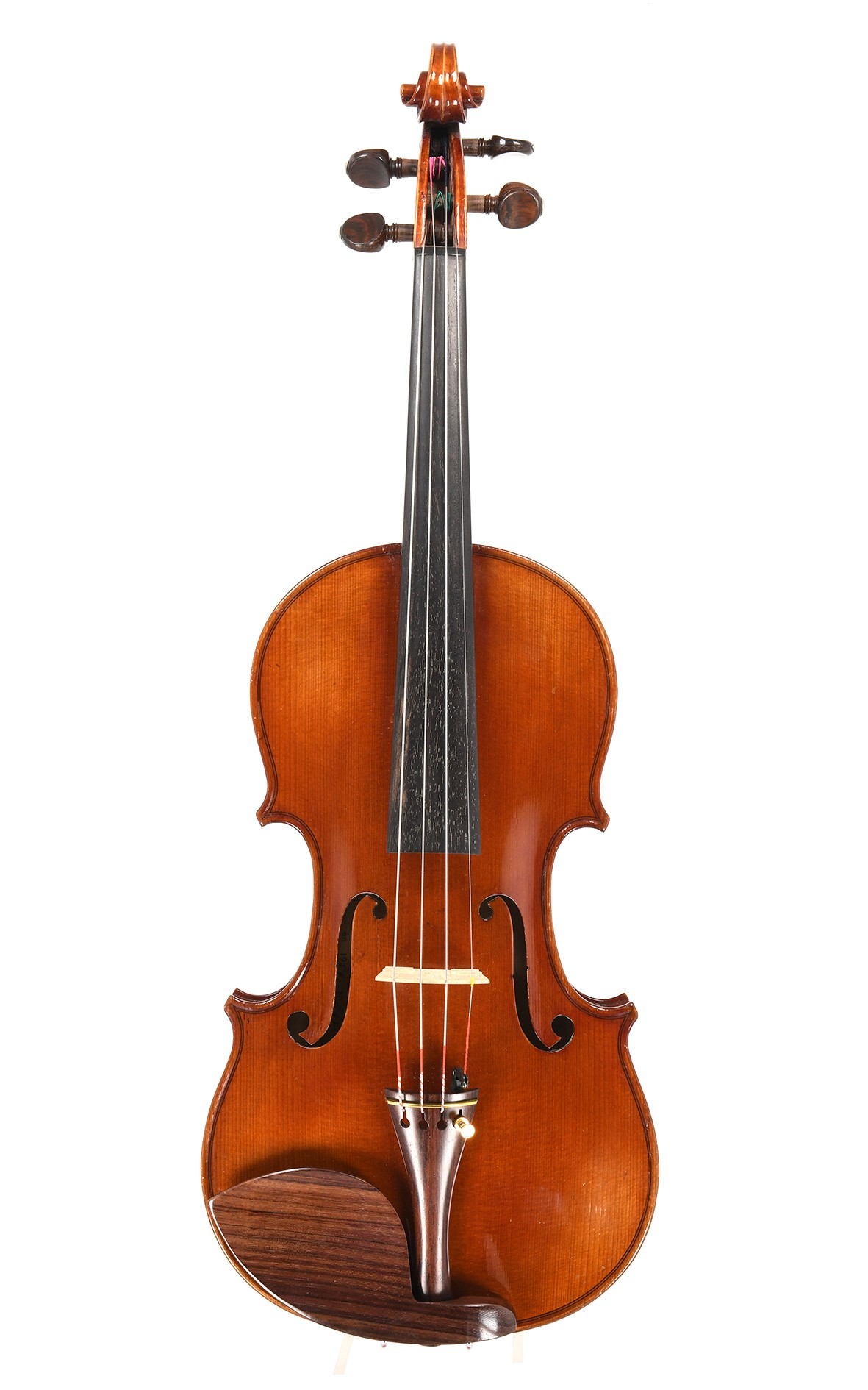 Paul Hilaire violin from Mirecourt