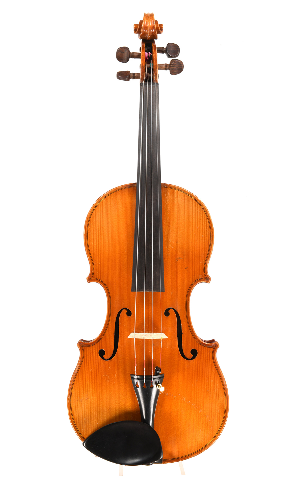 French violin made in the Atelier Laberte, Mirecourt, approx. 1940