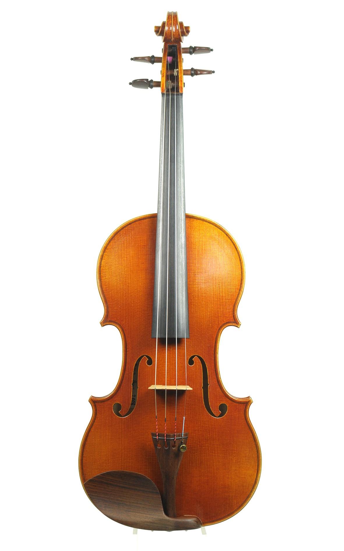 Fine contemporary violin by Marcus Klimke