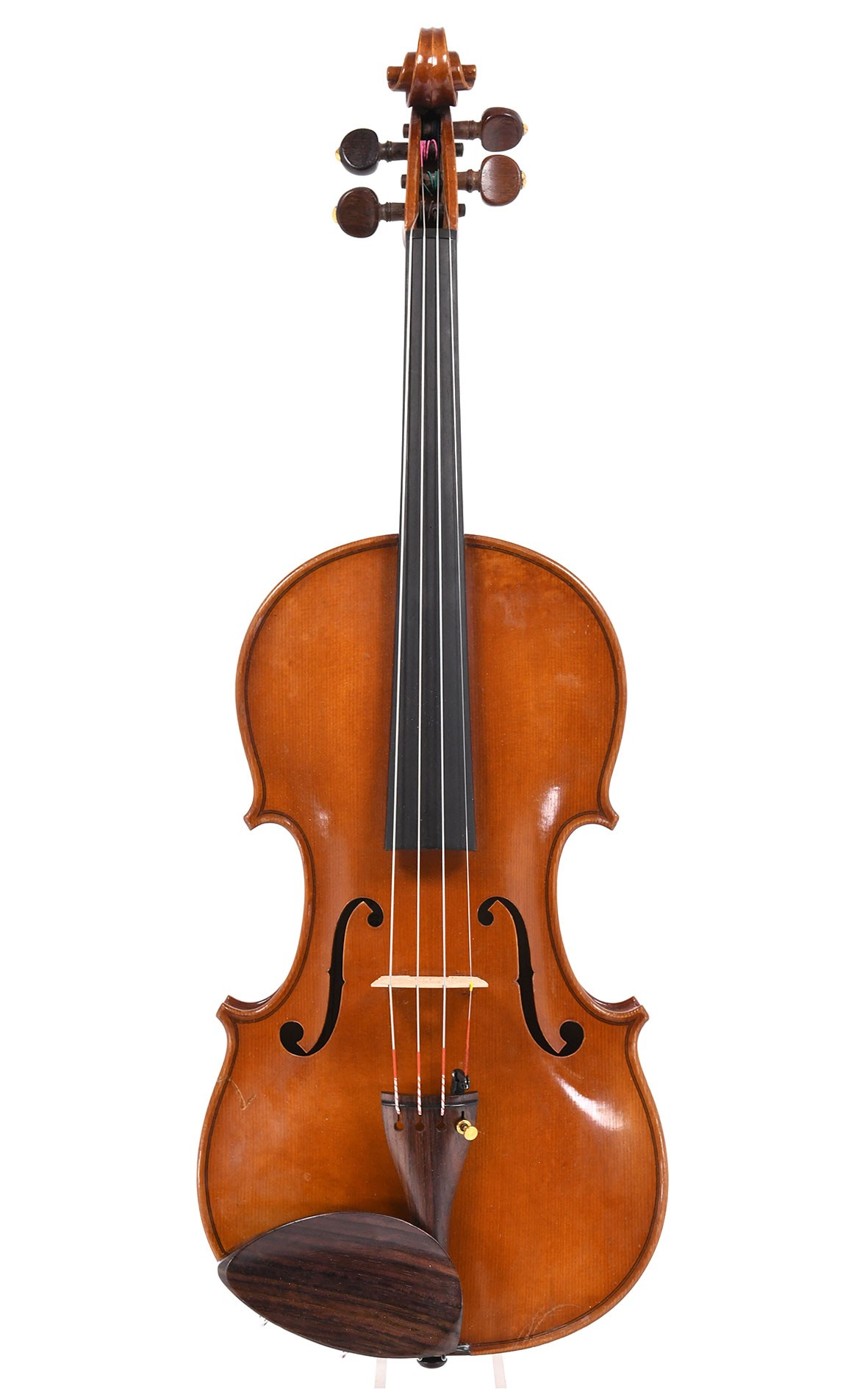 Old French violin by Collin-Mezin fils, Mirecourt