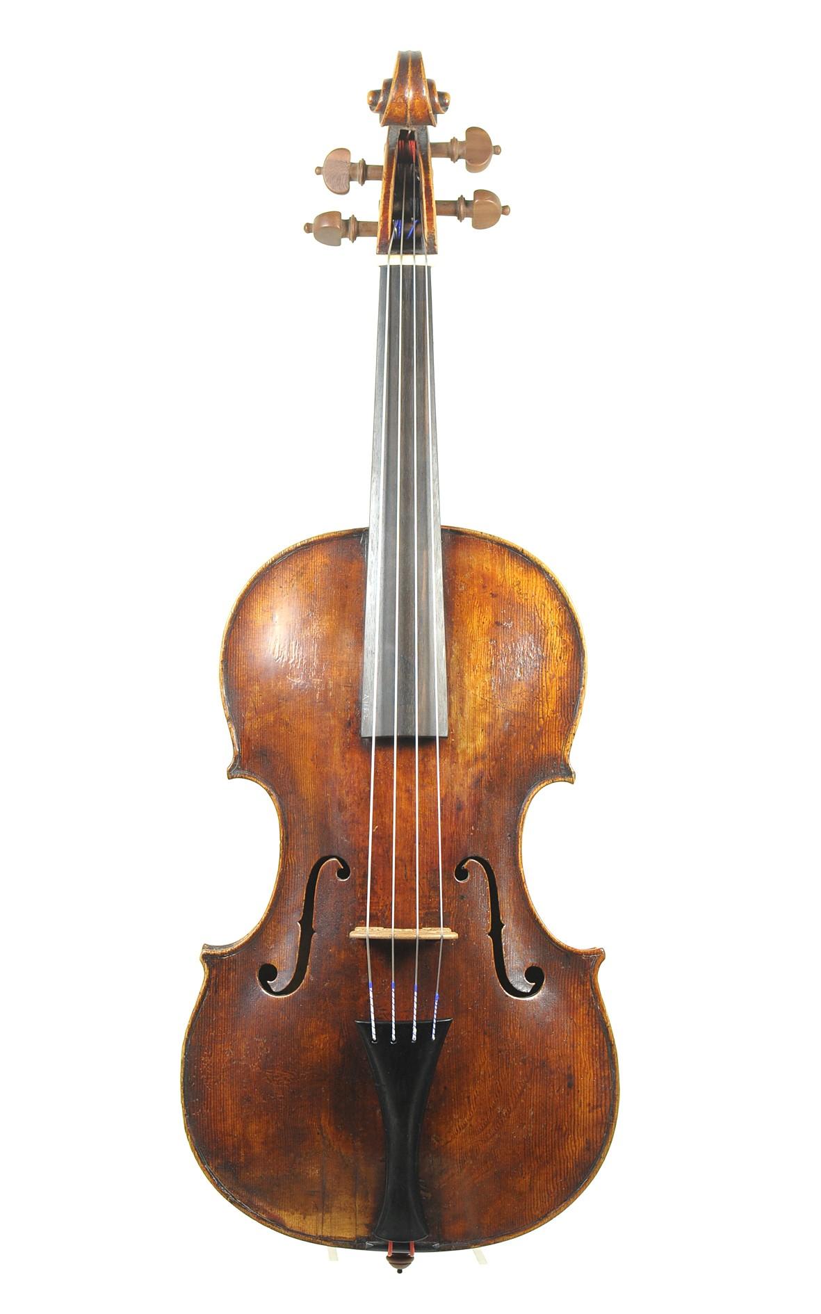 Southern German baroque viola circa 1800