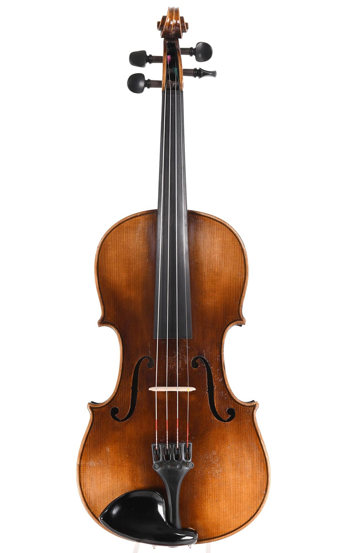 Antique Violin by Schuster & Co. Markneukirchen